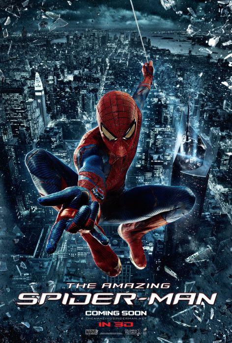 новый человек – паук 2012 дата выхода