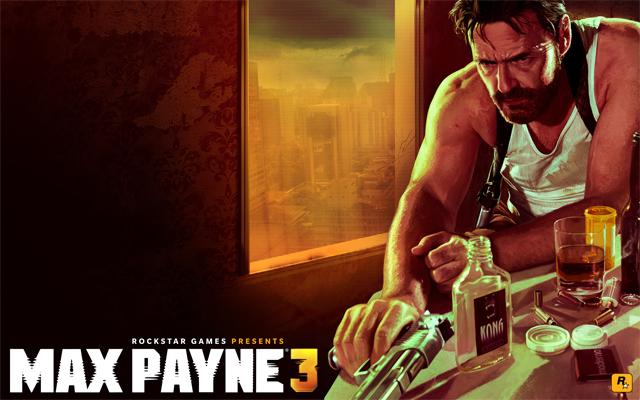 Дата выхода Max Payne 3