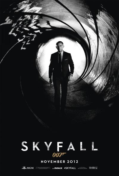 """Джеймс Бонд """"007: Координаты «Скайфолл» дата выхода"""