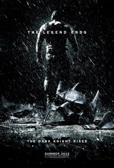 Темный рыцарь: Возрождение легенды / The Dark Knight Rises дата выхода
