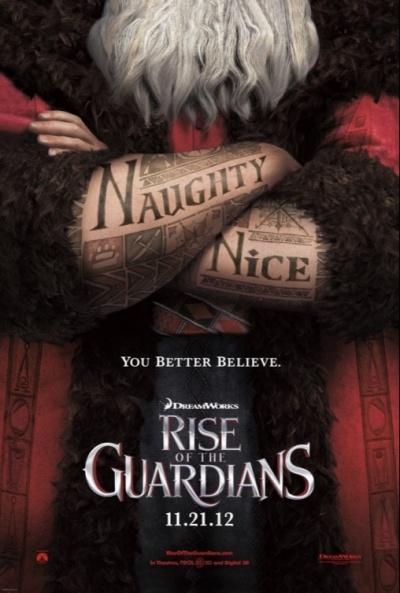 Хранители снов / Rise of the Guardians дата выхода