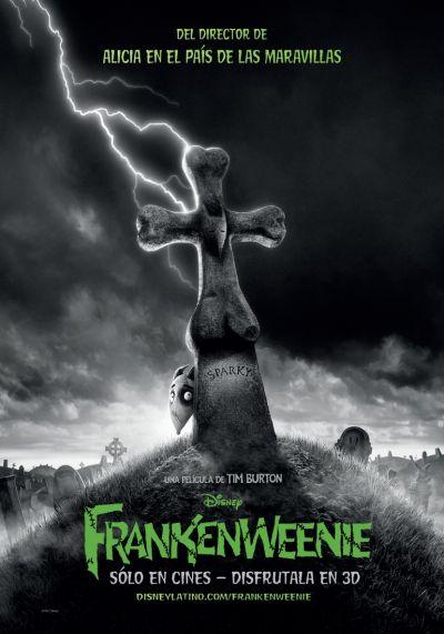 Франкенвини дата выхода