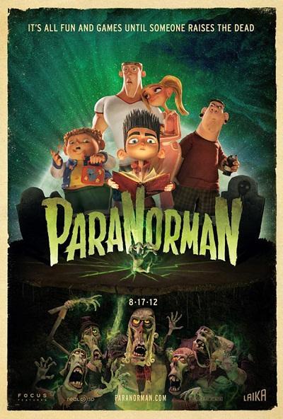 Паранорман, или Как приручить зомби дата выхода